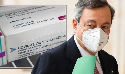 EU's own data shames Italy's Draghi after demanding Brussels block AstraZeneca shipment