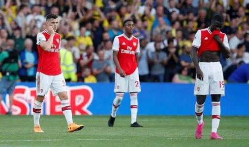 'We were scared' - Arsenal skipper Granit Xhaka reveals reason for Watford meltdown