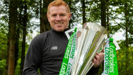 Celtic's historic nine-in-a-row title win was handed to them. by Rangers, on a silver platter