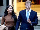 US agents say Prince Harry and Meghan Markle could make millions