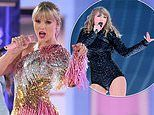 Taylor Swift has security cameras focused on her bottom at every meet-and-greet event