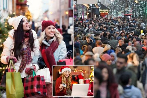 Study claims 'personalised' Christmas gifts more popular than shop-bought presents