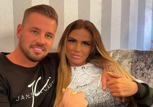 Carl Woods hints at marriage again in romantic message for Katie Price: 'She exceeds potential wife'