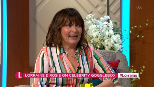 Lorraine Kelly horrified and confused by penis piercing on Naked Attraction: 'On your winky?!'