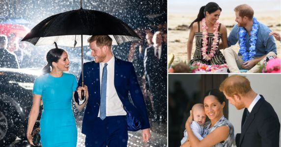 Harry and Meghan reveal new Archewell charity after leaving royal life