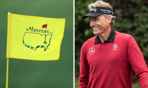 Masters insight from two-time champion Bernhard Langer on PGA Tour decision - EXCLUSIVE