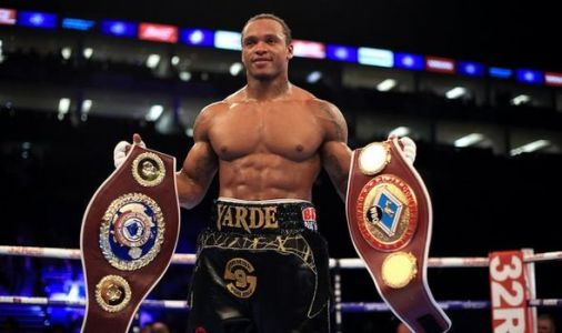 Anthony Yarde announces grandmother dies of coronavirus just six days after father passes