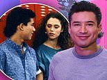 Mario Lopez plans to bring back his signature 90s hairstyle in the Saved By the Bell reboot