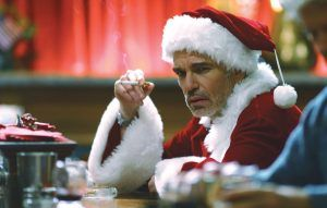 "'Bad Santa' star Billy Bob Thornton says he was ""blind drunk"" during filming"
