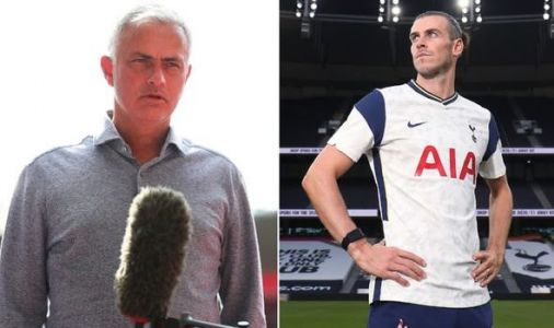 Tottenham boss Jose Mourinho makes Gareth Bale debut admission but delivers exciting vow