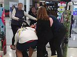 Gungahlin Big W blowout as brawl breaks out after women stopped fro allegedly stealing items