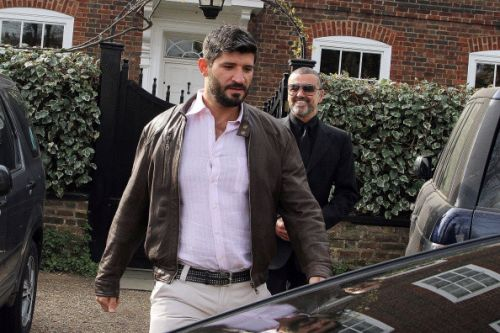 George Michael's ex Fadi Fawaz caught breaking into late star's home ahead of fourth anniversary of his death