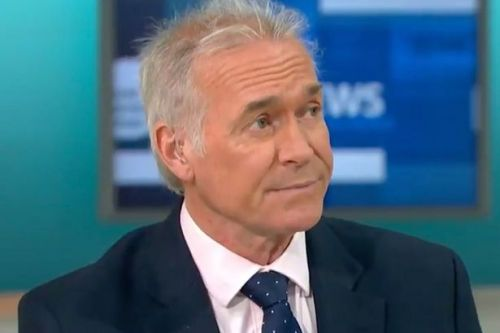 Sarah Harding's death is an 'unusual case' says Dr Hilary Jones as he urges Good Morning Britain viewers to get lumps checked