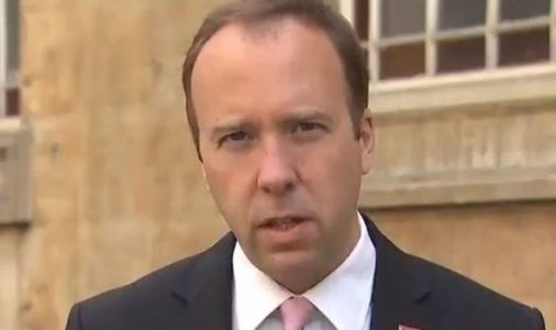 Matt Hancock threatens Britons with further COVID restrictions 'Follow the rules!'