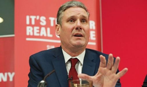 Sir Keir Starmer mocked for demanding council tax freeze - as Labour councils hike bills