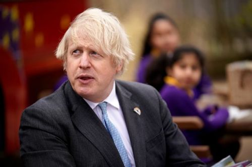 """Boris Johnson eyes """"bonanza of football"""" in UK with Euro 2020 and World Cup vow"""