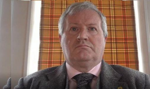 'Pathetic' Ian Blackford faces backlash after thanking Barnier for his letter -'We're OUT'