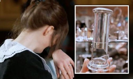 Antiques Road Trip expert despairs over 'rare' silver item's huge loss 'I can't watch!'