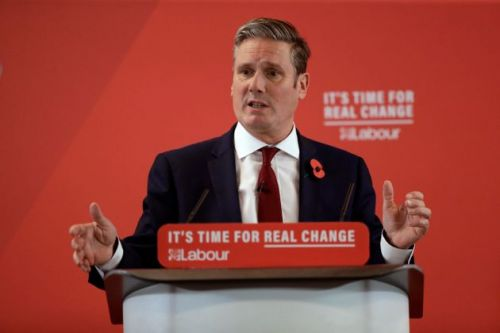 Keir Starmer Pulls Further Ahead In Labour Leadership Race Thanks To USDAW Backing
