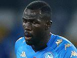 Napoli centre-back Kalidou Koulibaly 'will see what happens' in January transfer window