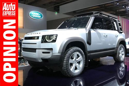 'Does JLR really need the new Defender in its line-up?'