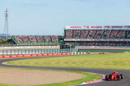 F1 Japanese Grand Prix LIVE: Latest updates from Suzuka as Lewis Hamilton looks to extend lead at the top