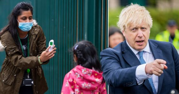 Boris urged to give teachers and pupils weekly coronavirus tests when schools reopen