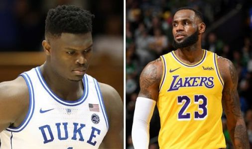 LeBron James sends message to injured college star Zion Williamson - 'He can find me'