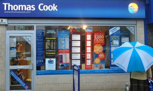 Bidders try to land Thomas Cook as lenders chart new course