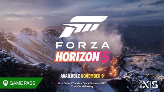 Forza Horizon 5 out this year on Xbox - could be best next gen graphics so far