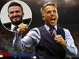 Phil Neville set to become new manager of David Beckham's Inter Miami