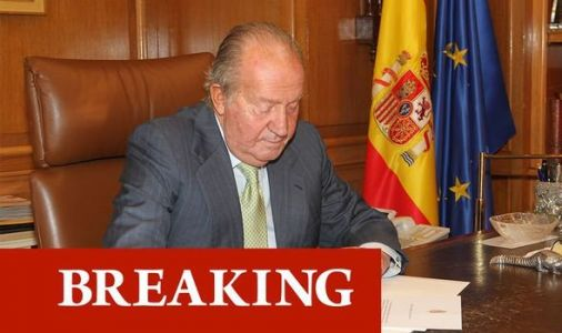 Spain's former King Juan Carlos flees country after investigation launched into corruption
