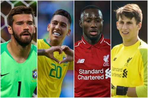 Mixed fortunes for Liverpool's internationals as Firmino scores a classic & Keita returns from injury