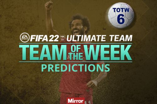 FIFA 22 TOTW 6 predictions with Liverpool's Mohamed Salah and Chelsea's Mason Mount