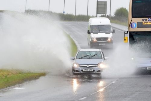 Driving in snow and heavy rain safety tips as Scotland hit by 'blizzard'