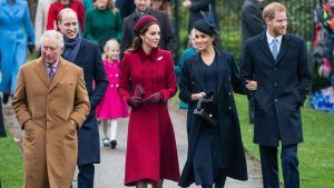 This is what the royals wear on Christmas Day