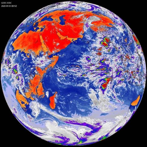 NOAA weather satellite transitions to new role for U.S. military