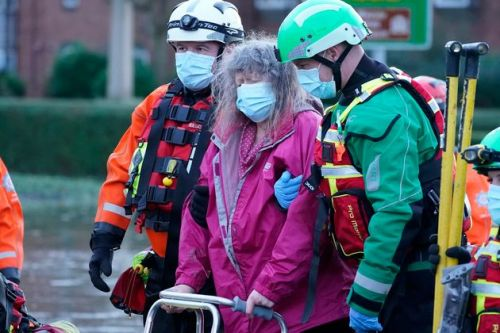 Storm Christoph: Care Home Residents Evacuated As Flooding Hits Northern England