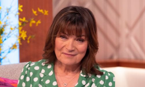 Lorraine Kelly forced to apologise for chat show gaffe