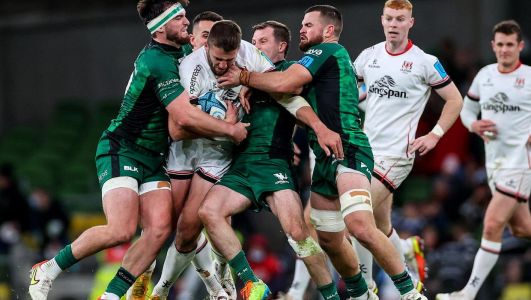 Dan McFarland left hurting after Ulster hammered by Connacht to end unbeaten record