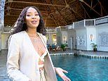 Naomi Campbell unveils her lavish villa in Kenya complete with FOUR pools, and a luxury spa facility