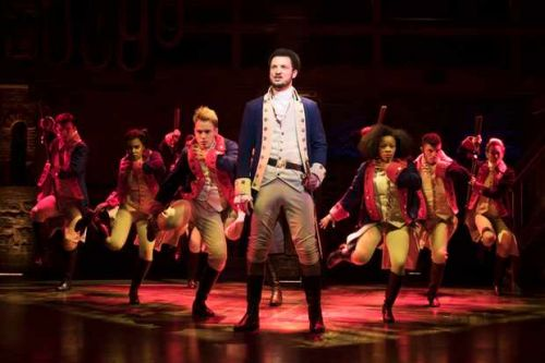 The true story behind hip-hop musical Hamilton