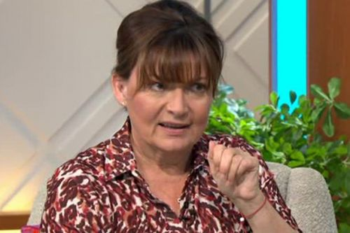 Lorraine Kelly leaves viewers gobsmacked after swearing during Jason Donovan chat