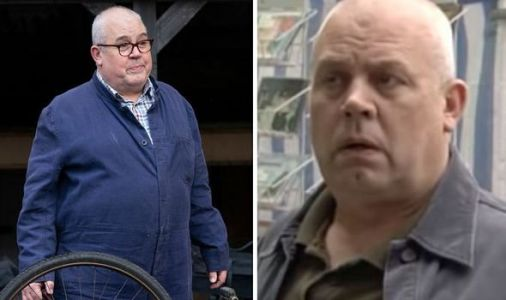 Why did Call The Midwife's Cliff Parisi really leave EastEnders as Minty?