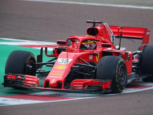 'Magical' debut run for Armstrong with Ferrari