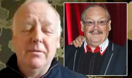 Les Dennis left in tears in tribute to Bobby Ball on BBC Breakfast: 'I'm tearing up'