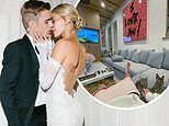 Justin and Hailey Bieber have been inundated with offers after putting $8.5m mansion' up for sale