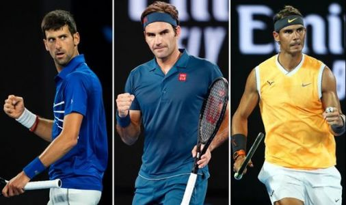 Andre Agassi makes Roger Federer, Rafael Nadal and Novak Djokovic revelation