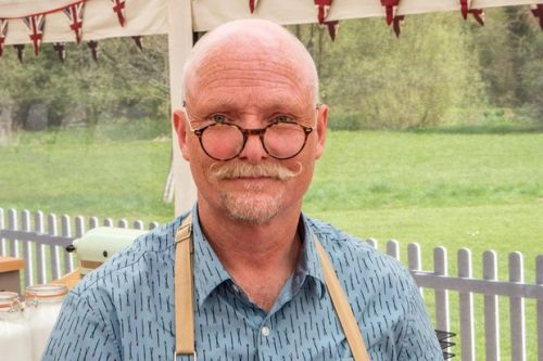Who is Terry? Meet the Great British Bake Off 2018 contestant
