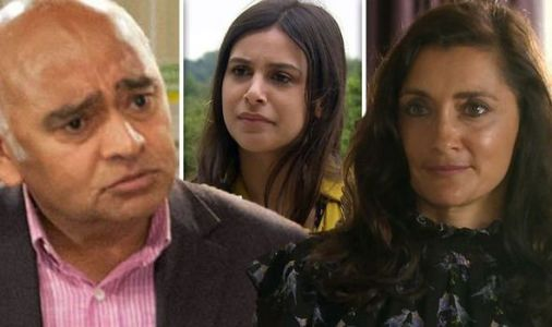 Emmerdale spoilers: Manpreet and Rishi Sharma 'torn apart' in sinister Meena plot